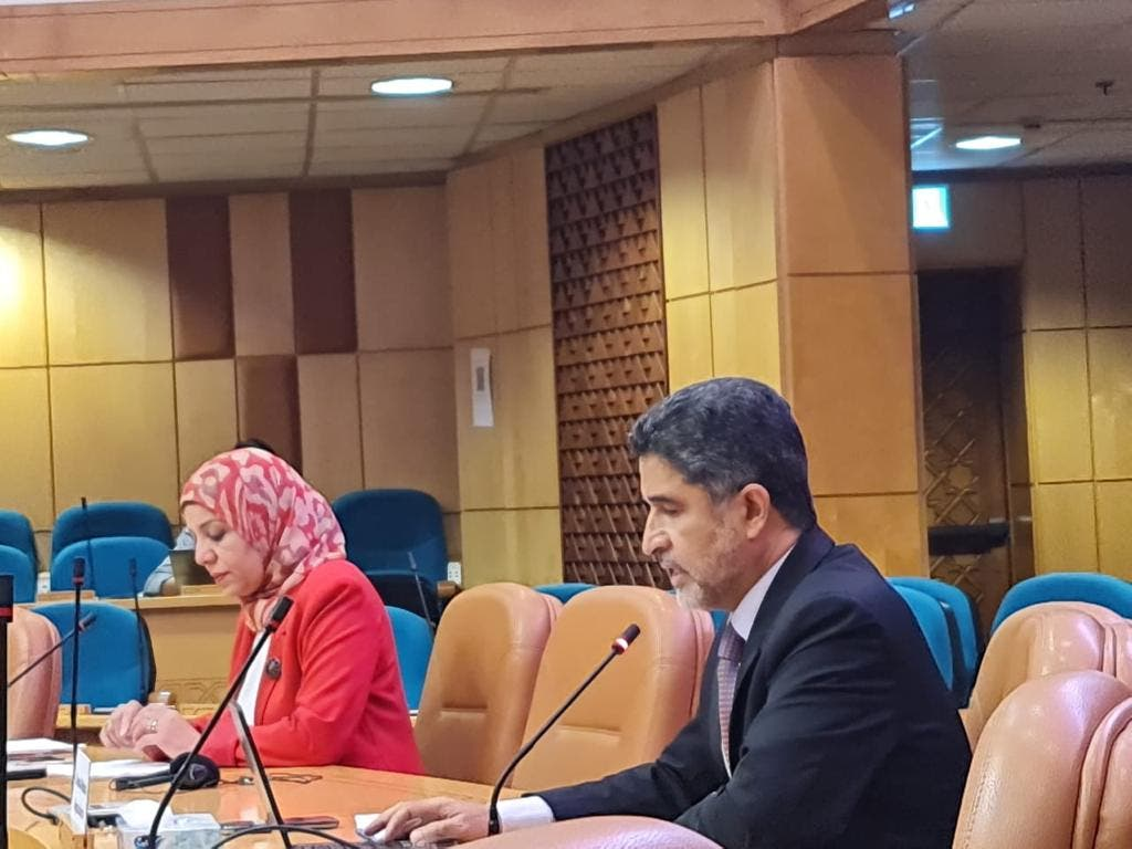 استعرض الدكتور أحمد المنظري، المدير الإقليمي لمنظمة الصحة في إقليم شرق المتوسط