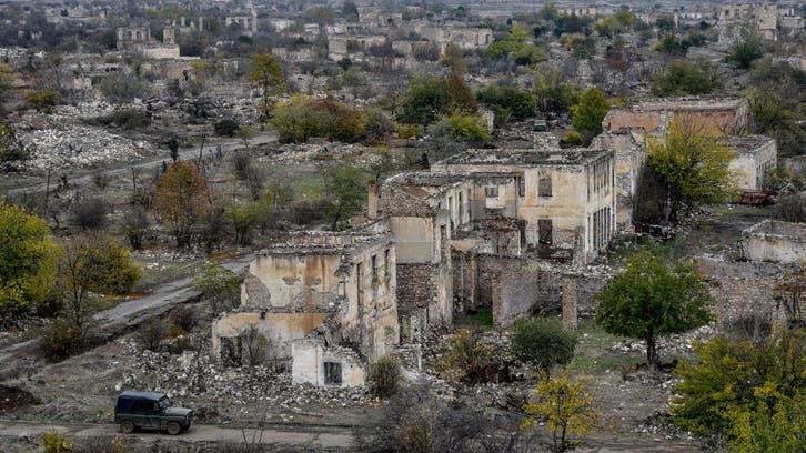 بعد سيطرة الأرمن على الإقليم لـ3 عقود.. أذربيجان تدخل أغدام