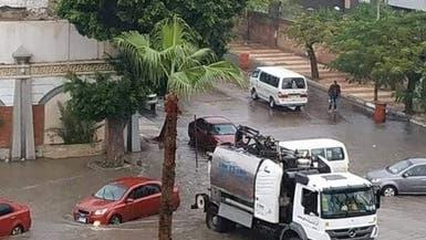 مصر.. قتلى وجرحى وانهيار عقارات في موجة طقس سيء