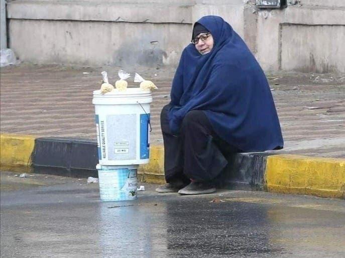 قصة بائعة ترمس أثارت تعاطف الملايين.. وبحثت عنها حكومة مصر