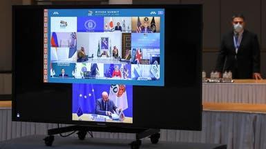 ترمب أمام قمة العشرين: قمنا بعمل كبير على الصعيد الاقتصادي