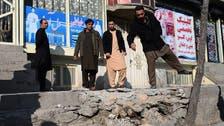 Civilian killed in rocket strike on Afghanistan's Kabul