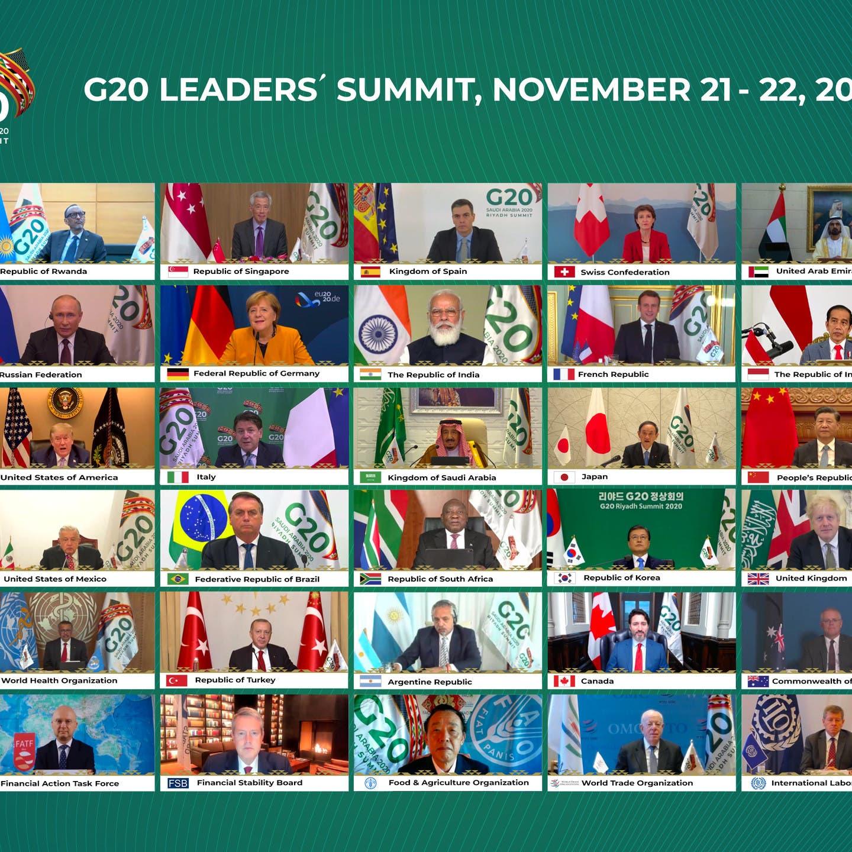 300 شخص وتقنيات متقدمة باستضافة قمة العشرين