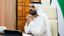"""محمد بن راشد يطلق حملة """"100 مليون وجبة""""في 20 دولة"""