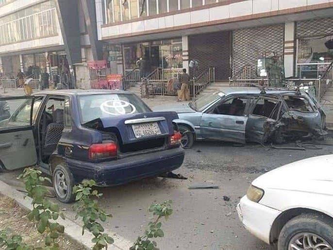 شلیک 14 موشک در کابل؛ پنج کشته و 21 زخمی برجای گذاشت