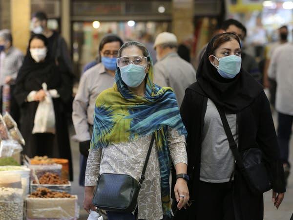 أكثر من مليون إصابة بكورونا في إيران