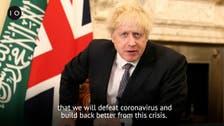 Saudi Arabia's NEOM represents a greener future for all: UK PM Boris Johnson on G20