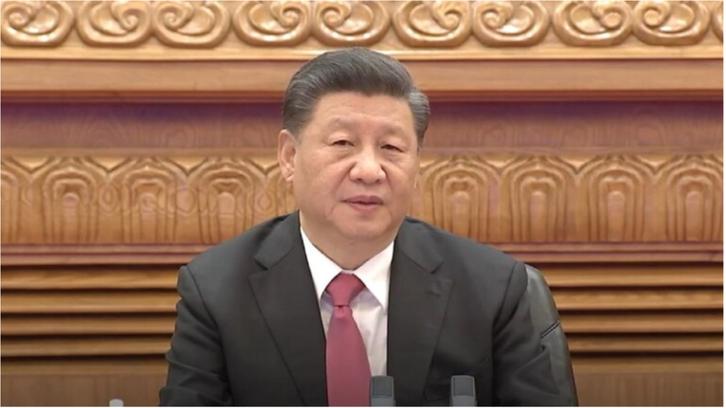 الرئيس الصيني: ملتزمون بجعل لقاحات كورونا متوفرة للجميع