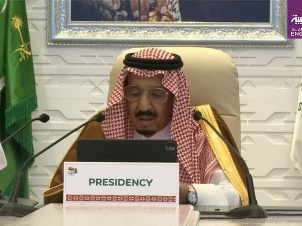 الملك سلمان: اتخذنا في مجموعة العشرين تدابير استثنائية لدعم اقتصاداتنا