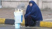 صورة ياسمين صبري وبائعة الترمس تثير جدلاً..والفنانة ترد