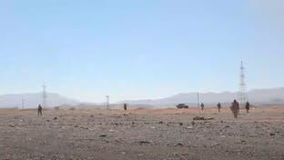 فيديو.. الجيش اليمني يطارد الحوثيين شرق صنعاء