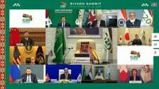 سعودی عرب اورجی 20 کے دوسرے ممالک کا صاف توانائی اور پائیدارمستقبل کی اہمیت پرزور