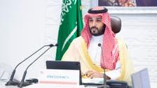 ولي العهد السعودي: نسقنا الجهود لمواجهة الجائحة