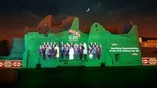 Virtual G20 Riyadh Leaders' Summit attendees