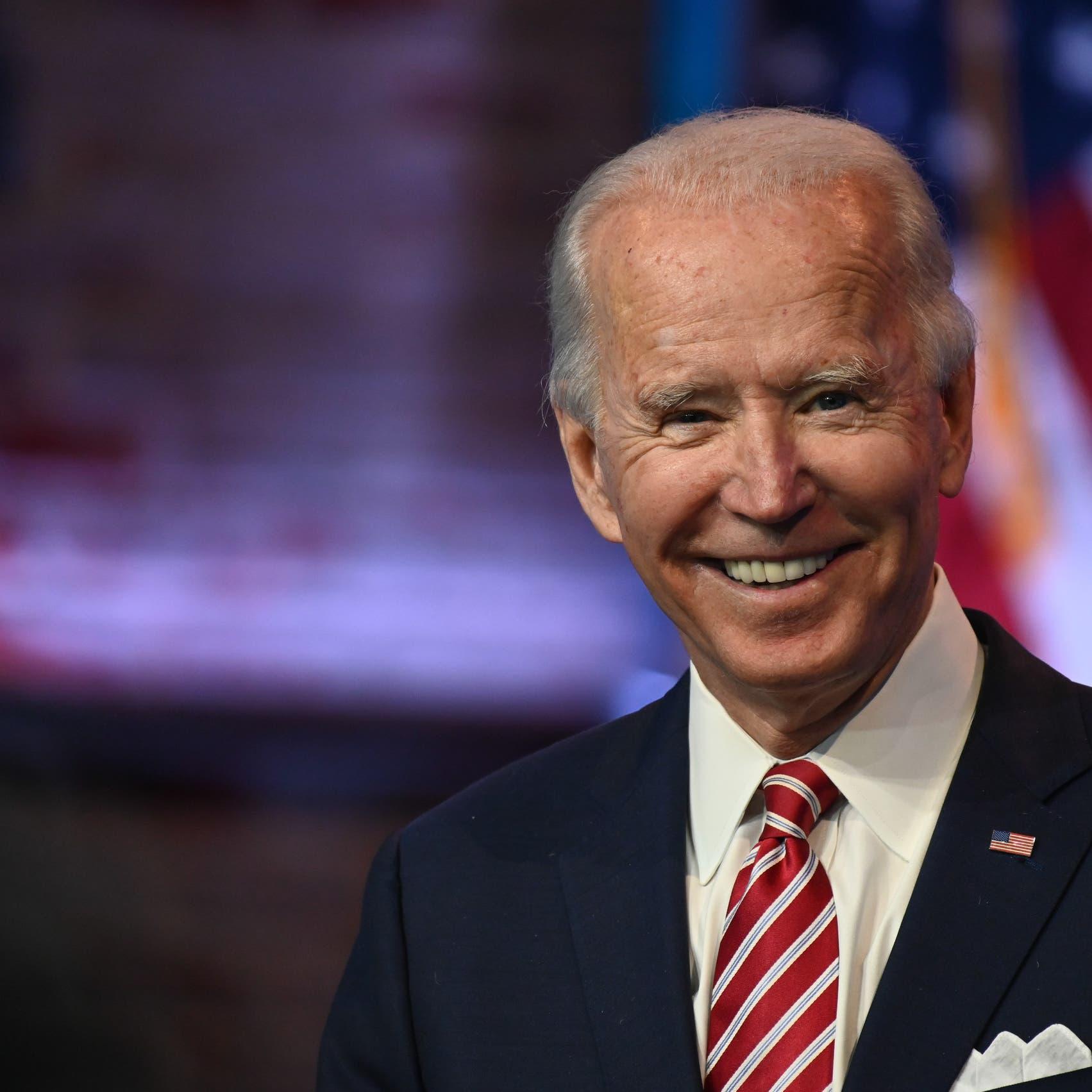 بايدن: سأكون رئيساً يوحد جميع الأميركيين