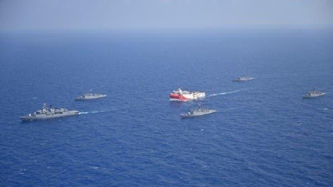 Turkish Navy ships