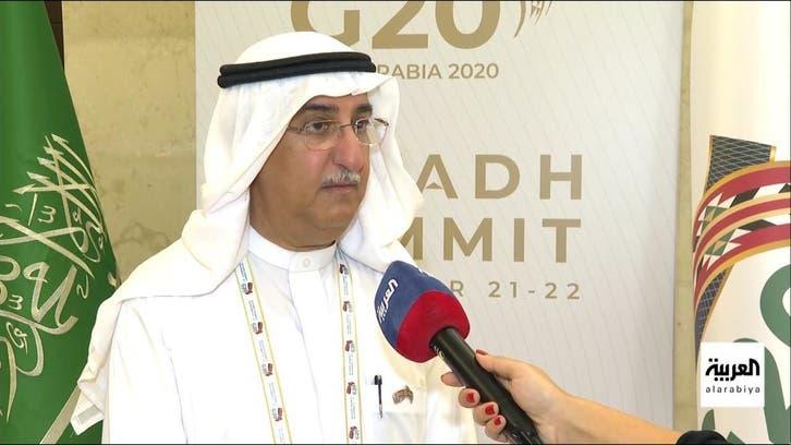 المبارك: اقتصاد الكربون الدائري من أهم المبادرات السعودية
