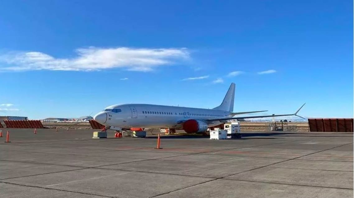 طائرة بوينغ ماكس 737