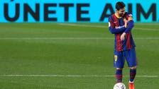 كومان يستبعد ميسي من مباراة برشلونة الأوروبية مجدداً