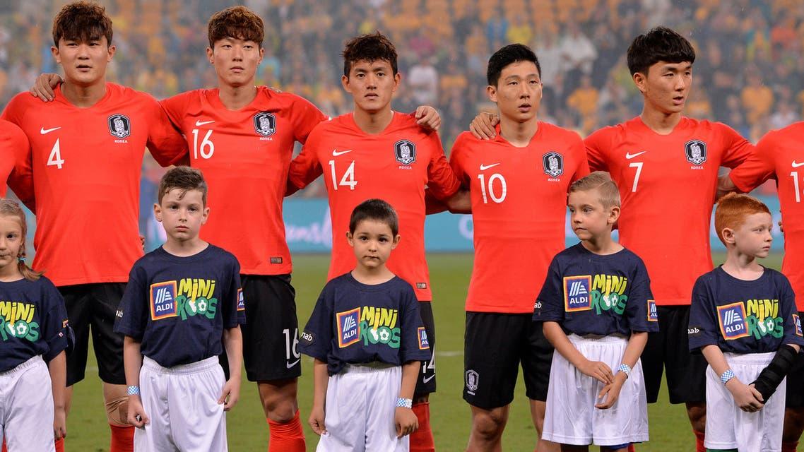 كوريا الجنوبية منتخب