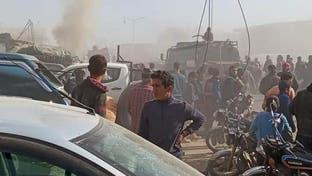 سيارة مفخخة تضرب مناطق نفوذ تركيا بريف حلب