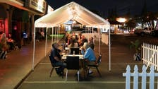 Coronavirus: Are dining tents a safe way to eat out during the pandemic?