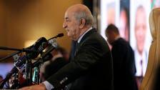 Algerian President Abdelmadjid Tebboune seeks to calm social anger