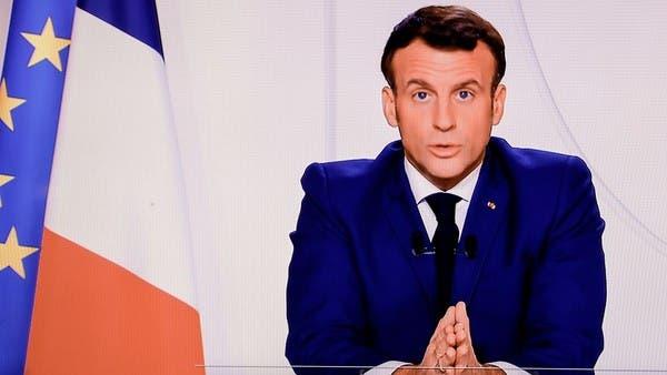 Coronavirus France S Macron Says Worst Of Virus Second Wave Over Lockdown To Ease Al Arabiya English