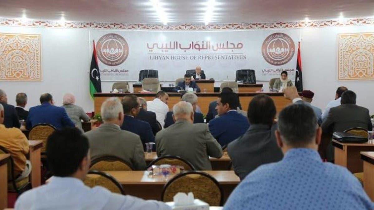 النواب الليبي يؤكد على خروج القوات الأجنبية من البلاد
