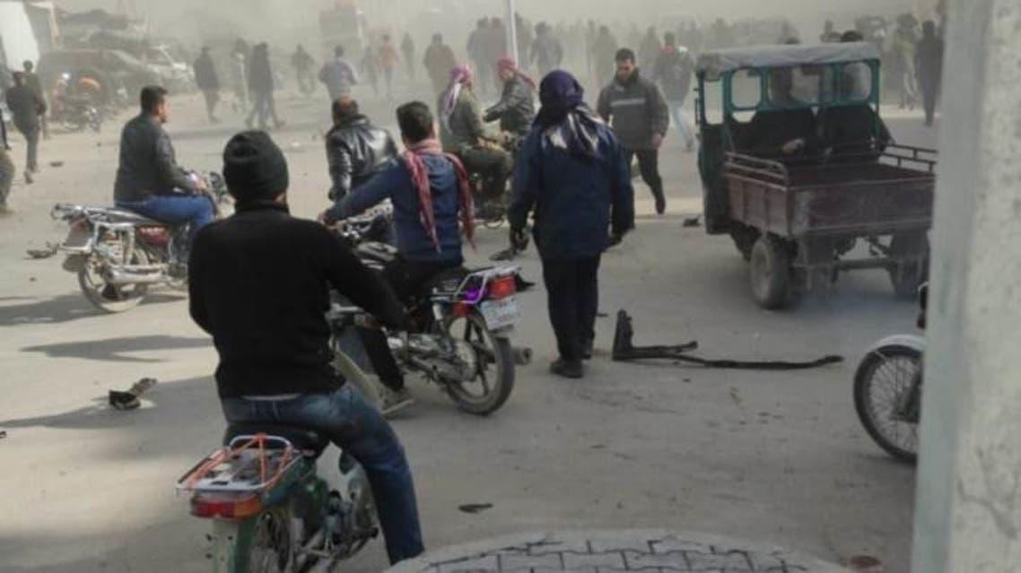 انفجار-تفجير-مفخخة-قباسين-حلب2