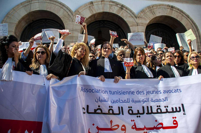 قضاء تونس