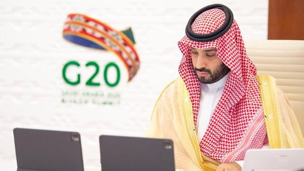 برطانوی وزیراعظم کی 'جی 20' سمٹ کے کامیاب انعقاد پر سعودی ولی عہد کو مبارک باد