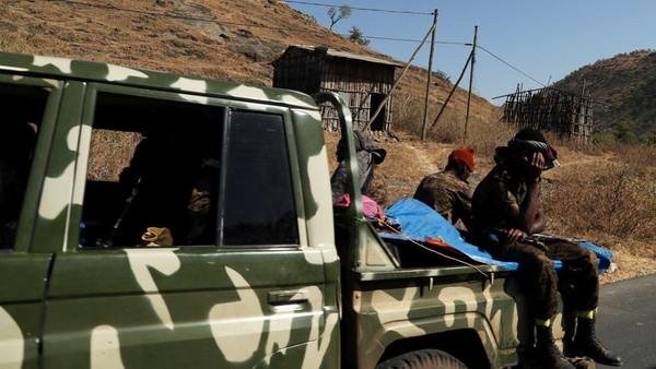 ایتھوپیا میں قتلِ عام : مقامی ملیشیا اور سیکورٹی فورسز کے ہاتھوں 600 شہری ہلاک