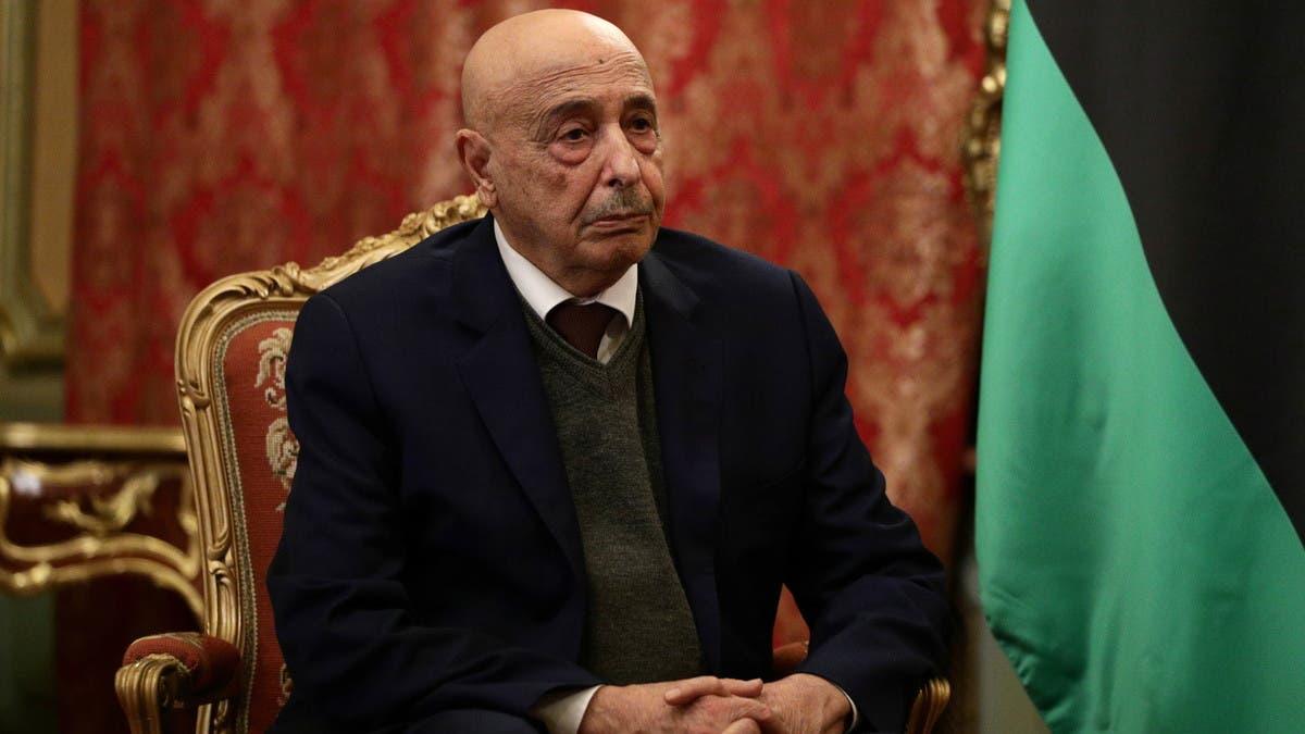 عقيلة صالح: مقترح سرت كمقر للرئاسي ضرورة ملحة