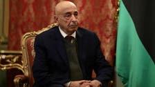 """جلسة منح الثقة للحكومة.. صالح يدعو لانعقاد """"النواب"""" في سرت"""