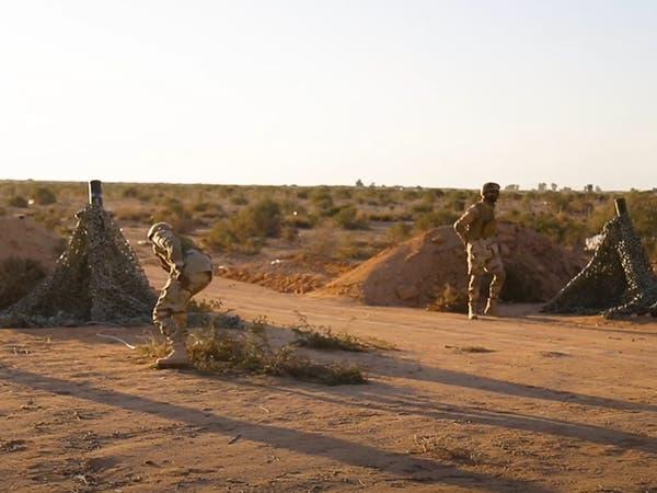 مناورات عسكرية واسعة للجيش الليبي في بنغازي