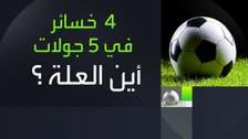 جماهير النصر: علة الفريق في إدارته ومدربه