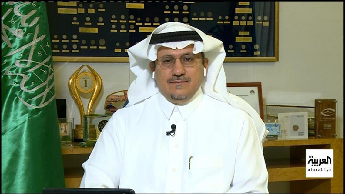 د. أحمد الخليفي محافظ البنك المركزي السعود