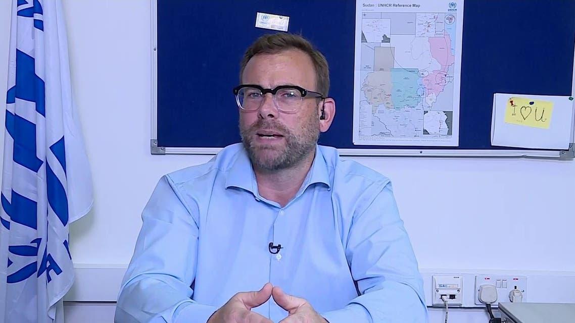 ممثل مفوضية اللاجئين بالسودان