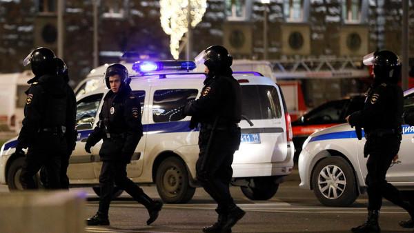 روس : ماسکو میں داعش کے دہشت گرد حملوں کو ناکام بنانے کا دعویٰ