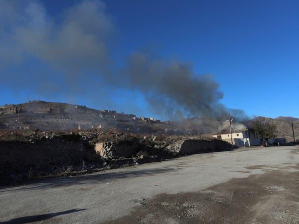 القوات الأذربيجانية تدخل إلى مزيد من المناطق في محيط كاراباخ