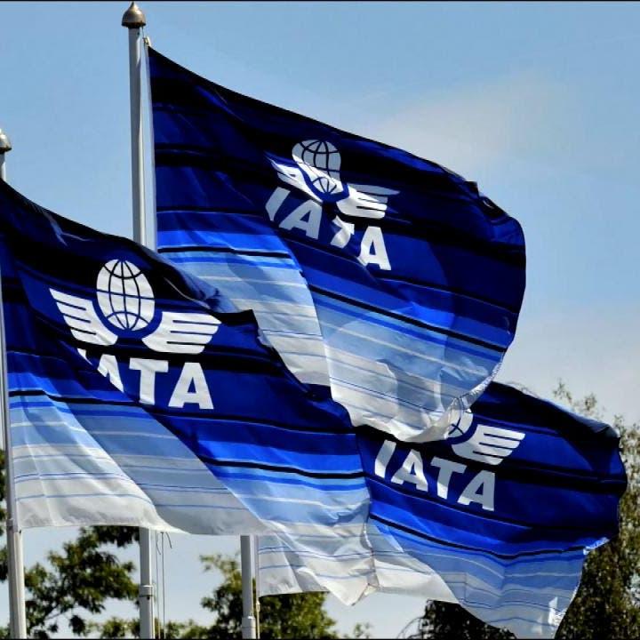 إياتا: تراجع الطلب على السفر الجوي 71%