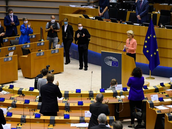 بأغلبية مطلقة.. نواب أوروبا يصوتون على إدانة تركيا