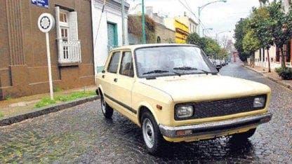 سيارة مارادونا الأولى