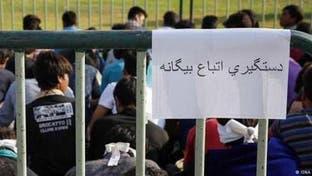 25 سال زندان و جریمه نقدی برای مهاجرین غیرقانونی افغان در ایران