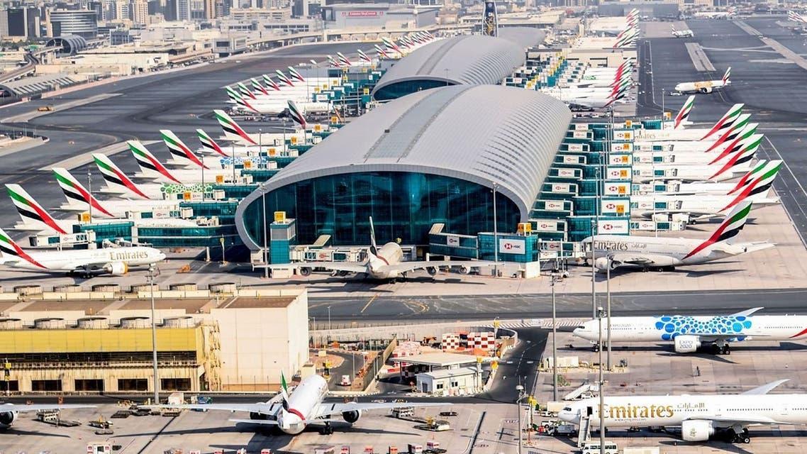 مطار دبي مناسبة