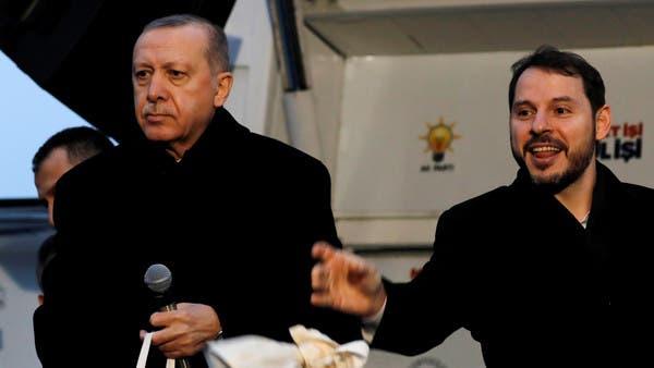 """أردوغان يغضب لصهره.. """"لقب الصهر طغى على النجاحات"""""""