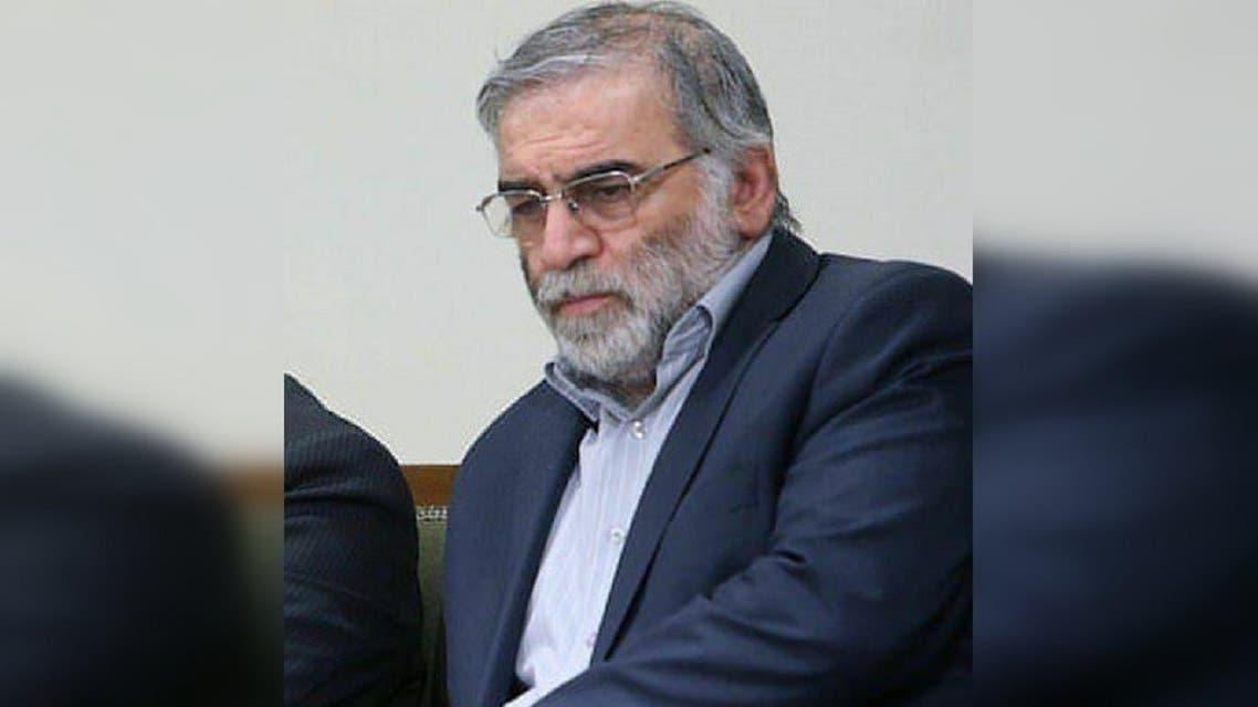 Mohsen Fakhrizadeh. (Twitter)