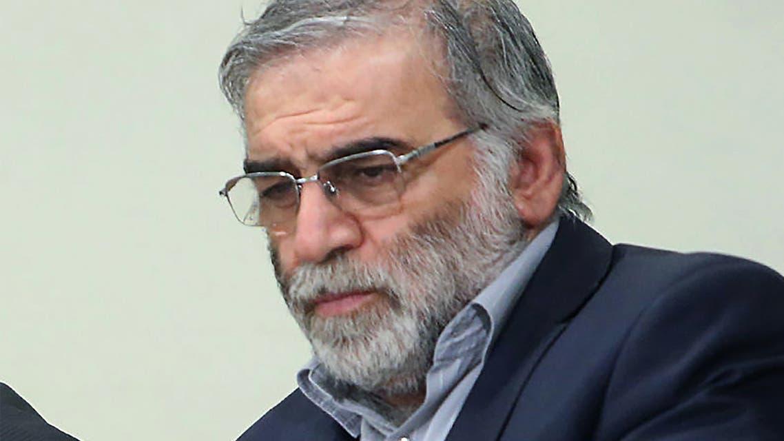 محسن فخري زاده  (رويترز9