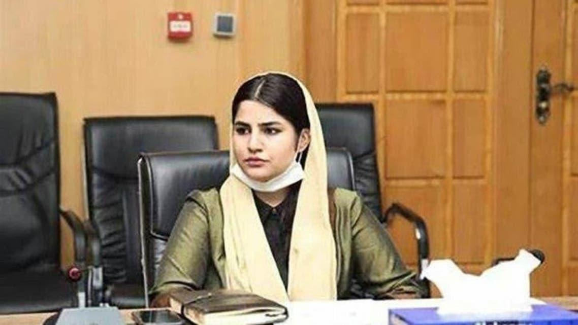 مریم سما عضو پارلمان افغانستان